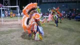 Kiowa County, OK--9th Annual Hobart Pow-wow, 10-09-10.wmv