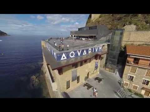 dji phantom turismo donostia 2014