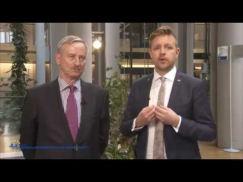 Kallas and Federley on the role for the ALDE Party