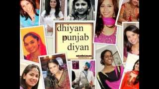 Dhiyan Punjab Diyan Try Out Video