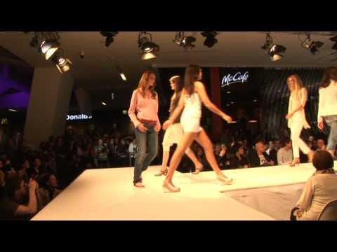 Westside Fashion Show mit Bruce Darnell