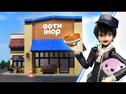 You Buy a Goth GF at IHOP