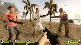 Left 4 Dead 2 - Pasiri Custom Campaign Gameplay Playthrough