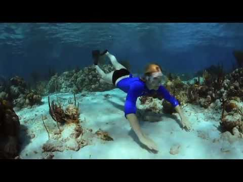Celebrate World Oceans Day with January Jones - YouTube