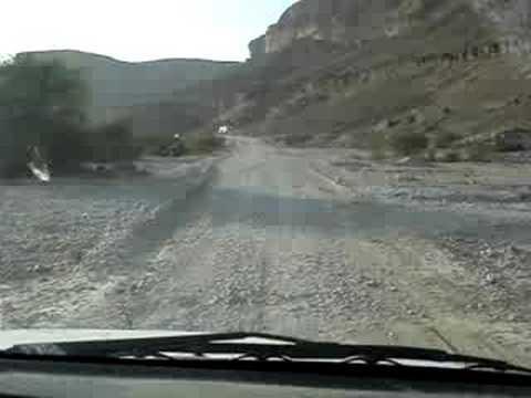 Trip in Yemen
