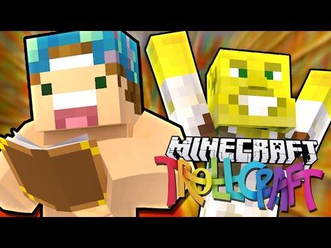 DOING JOEL'S EPIC QUEST! | Minecraft: TrollCraft