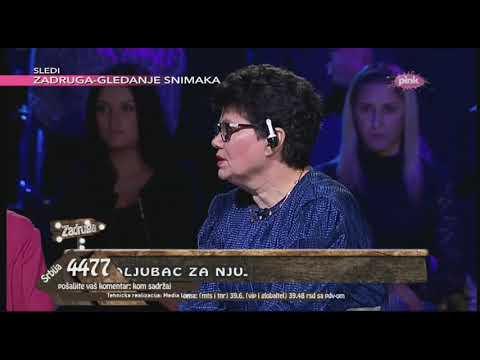 Zadruga 2 - Markova majka o njegovom odnosu sa Lunom - 15.11.2018.