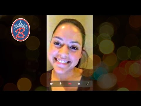 Interview with Miss Belize Universe 2016