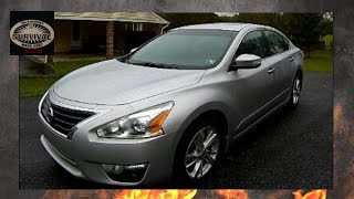 Nissan Altima (product review)