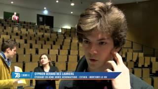Economie : les métiers du futur à l'Estaca