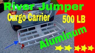 500 LB, Alminum cargo carrier review (River Jumper)