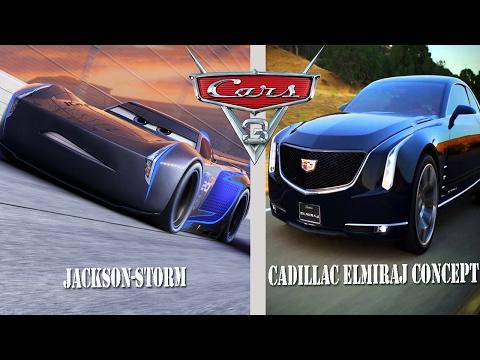 Cars 3 Characters In Real Life Youtube