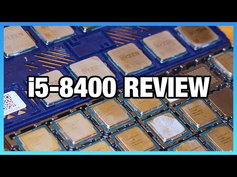 Intel i5-8400 Review: 2666MHz & 3200MHz Gaming Benchmarks