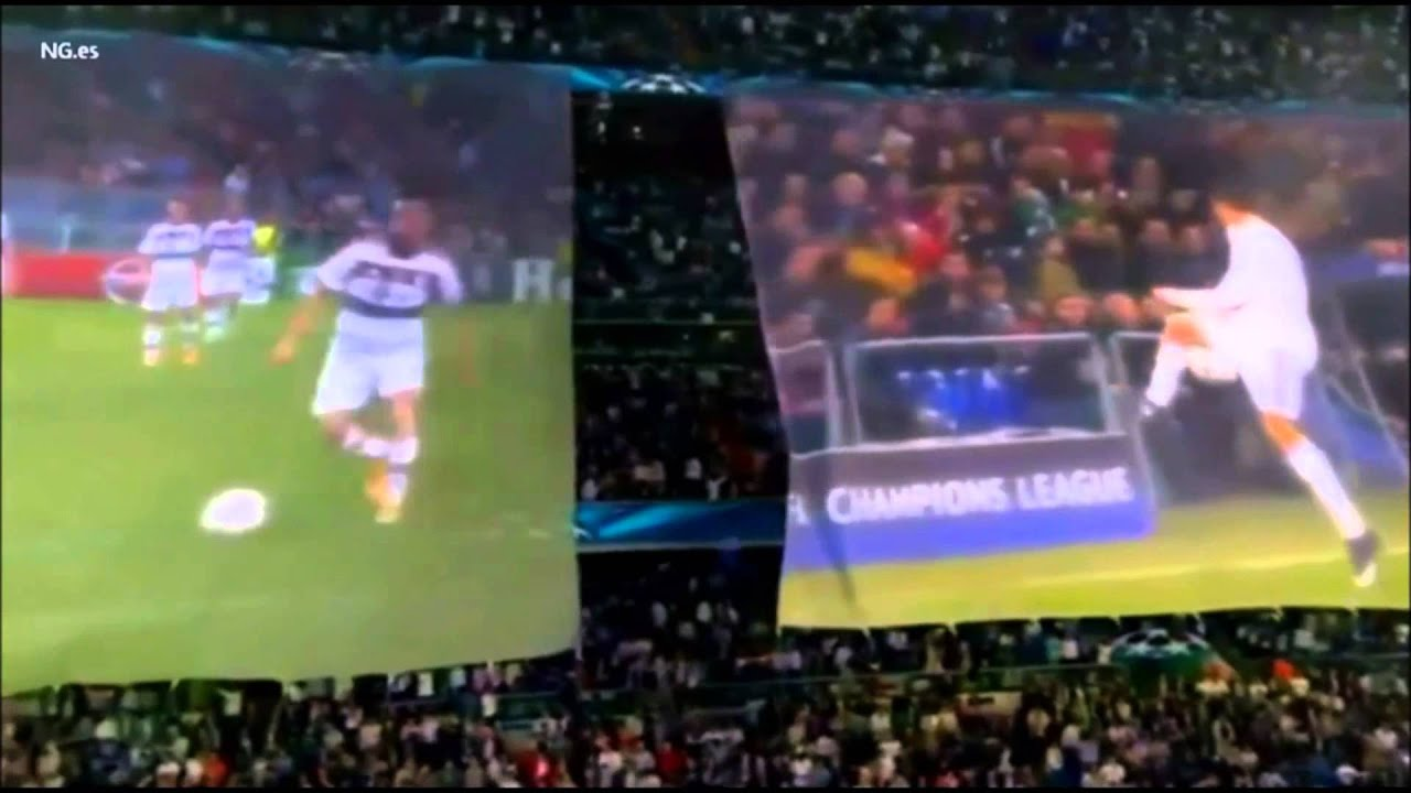 UEFA Champions League 2015 Intro - Heineken & UniCredit SRB