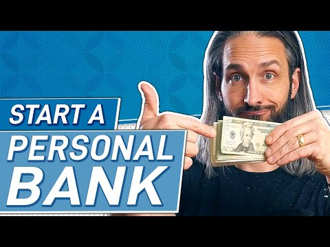 Build Wealth By Starting Your Own Personal Bank / Garrett Gunderson