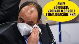 Reverendo não conhece Bolsonaro, mas é amigo do Superman