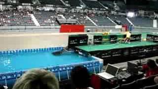 "Ardi Jumps  19' 11"" in the Amateur Final Buffalo Days '08"