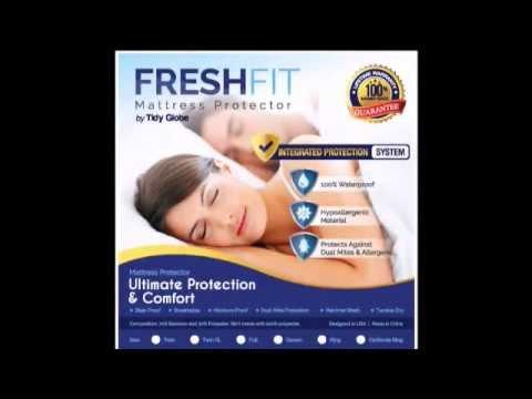 FRESHFIT Premium Mattress Protector