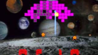 Space Invaders Revolution DS final boss theme