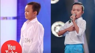 Tearful journey of Ho Van Cuong in Idol Kids - [News 123]