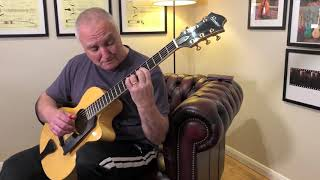 TONY FUCILE PLAYS CHET ATKINS ON FIBONACCI ROMA No 3