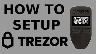 How to Setup Trezor Wallet: Hardware Wallet BTC LTC ETH ETC ZEC DASH BCH UBQ EXP