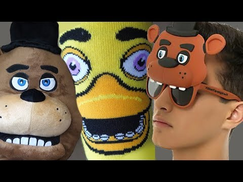Crappy Five Nights at Freddy's Clearance!!