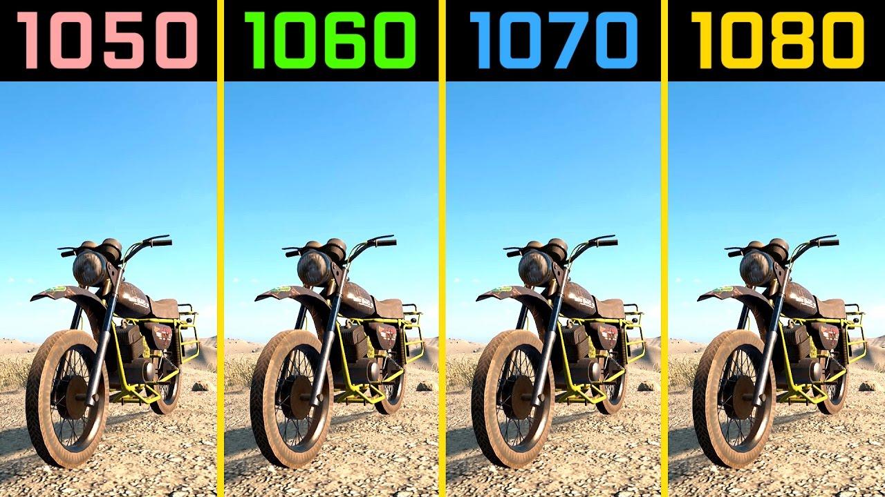 Squad GTX 1050 Ti vs  GTX 1060 vs  GTX 1070 vs  GTX 1080 [Alpha]