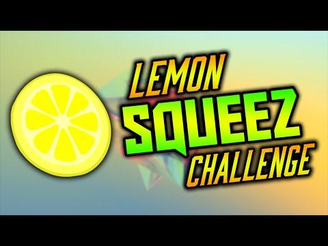THE LEMON SQUEEZE CHALLENGE
