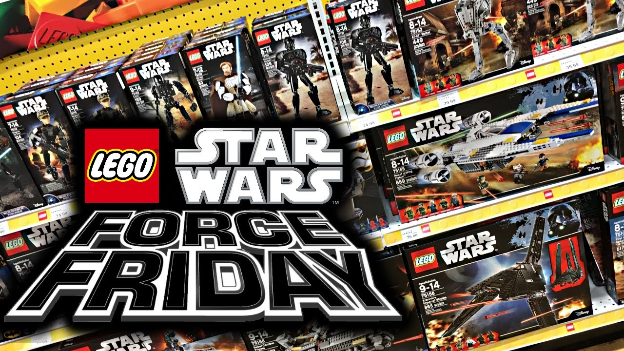 Toys r us force friday 2019
