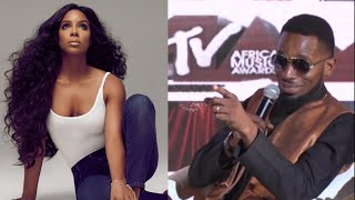 Kelly Rowland Fainted  After My Performance -DBanj