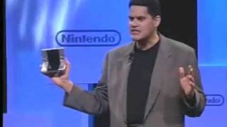 E3 2004 — Nintendo DS Introduction