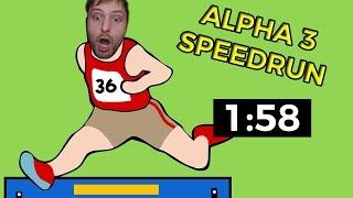 ALPHA 3 SPEEDRUN | Hello Neighbour UPDATE ALPHA 3 (Deutsch/German)