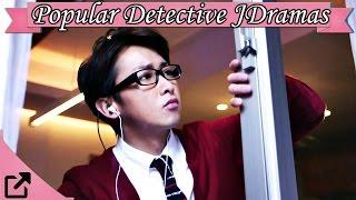 Top 10 Popular Detective Japanese Dramas