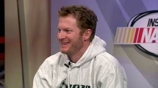 Dale Earnhardt Jr. - Q&A with Inside NASCAR - 11/09/11 - SHOWTIME