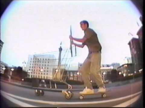 5 Skate Clips To Watch With Jake Kuzyk | Snowboarder Magazine
