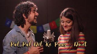 Pal Pal Dil Ke Paas   Cover Song   Diksha Sharma & Rishabh Ganesh
