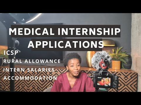Medical Internship Applications SA: 9 things to consider
