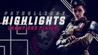 Rainbow Six Siege - #Highlights 103 - Vs Champions