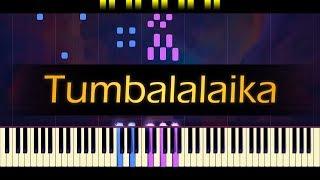 Tumbalalaika // Slava Makovsky (arr.)