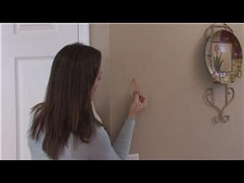 housekeeping tips how to remove pencil marks from a wall youtube
