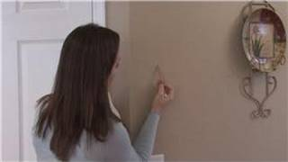 Housekeeping Tips : How to Remove Pencil Marks from a Wall
