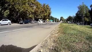 Соревнования по велоспорту на шоссе «Золотые колеса - 2015»