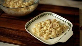 Любимые Рецепты.  Макароны с сыром