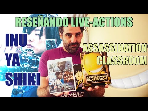 reseÑa-live-actions:-assassination-classroom-e-inuyashiki