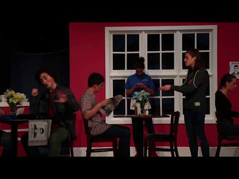 Maine Coast Waldorf School Performance of Ms Richard's Diner (One Acts 2018)