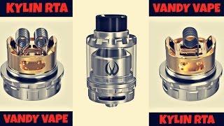 Kylin RTA By Vandy Vape! Unbeatable Flavor?!