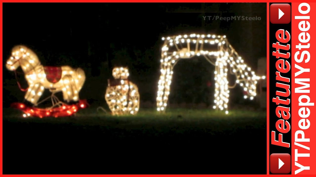outdoor christmas decorations ideas from diy tree lights to outside inflatable yard lawn decor