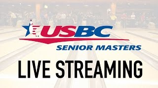 2016 USBC Senior Masters - Match Play (Elimination - First Round)