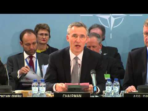 Secretary General's Opening Remarks at the Meeting of the North Atlantic Council